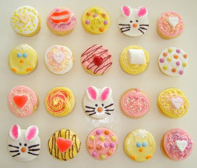 easter cupcakes recipes for kids. eastercupcakes