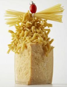 pastasculpture