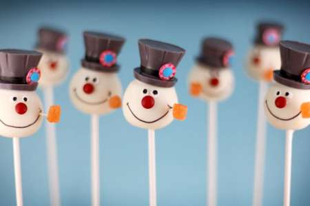 cars cake pops. Frosty Cake Pops