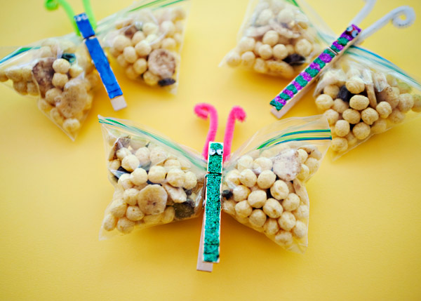 Kids snack recipes